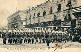 Escuela De Aspirantes, La Colmena - México