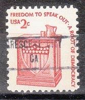 USA Precancel Vorausentwertung Preo, Locals California, Cresent City 853 - Vorausentwertungen