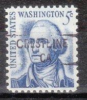 USA Precancel Vorausentwertung Preo, Locals California, Crestline 841 - Vorausentwertungen