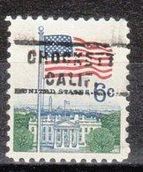USA Precancel Vorausentwertung Preo, Locals California, Crockett 743 - Vorausentwertungen