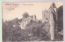 Vallée De L'Amblève.  Château De Montjardin. 1904 - Aywaille