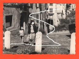 Bassano Mamma Con Bambino Foto Anni '60 - Luoghi