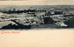 Cholula, Vista General - México