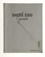 Radiotecnica - Catalogo Boonton Radio Corporation - Catalog F - 1960 Ca. - Libri, Riviste, Fumetti