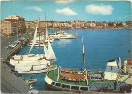 V3757 Anzio (Roma) - Il Porto - Panorama - Barche Boats Bateaux / Viaggiata 1970 - Altre Città