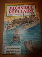 1952 MÉCANIQUE POPULAIRE:  Révolution à La Ferme;Entretien-répare Les Serrures;Chasseur De Plantes;Plats émaillés;etc - Books, Magazines, Comics