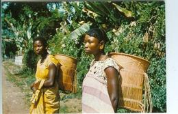 CP Angola.  Mulheres De Maquela Do Zombo - Angola