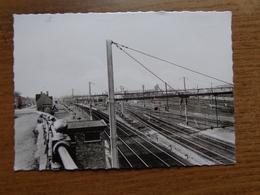 Merelbeke, Station - Spoorweg --> Beschreven - Merelbeke