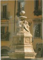 V3761 Leonessa (Rieti) - Piazza 7 Aprile - Particolare Della Fontana / Non Viaggiata - Altre Città