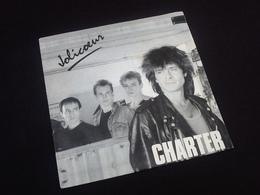Vinyle 45 Tours (avec Dédiace) Jolicoeur  Charter - Rock