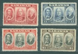 Sarawak: 1946   Centenary Issue      MH - Sarawak (...-1963)