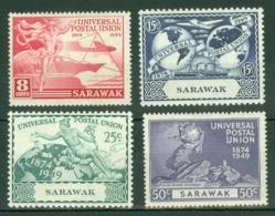 Sarawak: 1949   U.P.U.     MH - Sarawak (...-1963)