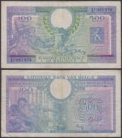 Billet De 500 Francs 01/02/43   (DD) DC1497 - [ 2] 1831-... : Royaume De Belgique
