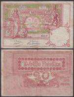 Billet De 20 Francs 12/10/14   (DD) DC1500 - [ 2] 1831-... : Royaume De Belgique
