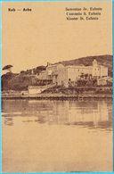 RAB ( Arbe ) ... Samostan Sv. Eufenie  ( Croatia ) * Not Travelled * Quarnero Istria Kroatien Croazia * By A. Kukulic - Croatia