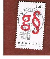 DANIMARCA (DENMARK)  -   SG 1171   -  1999   150^ ANNIVERSARY OF CONSTITUTION         - USED ° - Danimarca