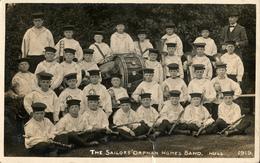Sailors Orphan Homes Band, 1919 - Hull