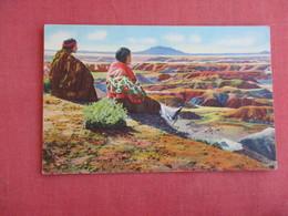 Hopi Indians  Painted Desert  > Ref 3128 - Indiens De L'Amerique Du Nord