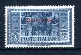 1932 CASTELROSSO GARIBALDI N.36 * - Castelrosso
