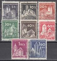 CSSR 1960 - MiNr: 1185-1192 Komplett  Used - Czechoslovakia
