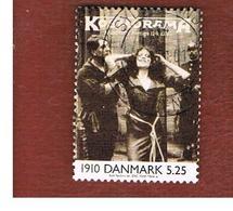 "DANIMARCA (DENMARK)  -   SG 1189   -  2000   THE 20^ CENTURY: FILM ""THE ABYSS"" SCENE       - USED ° - Danimarca"
