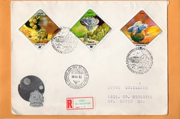 Hungary 1978 FDC Mailed - FDC