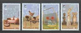 Swaziland 1995 Mi 644-647 MNH - Swaziland (1968-...)