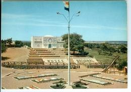 2 CP Niger Niamey Musée National. Le Jardin Des Nations Africaines Et Pavillon Du Costume. Toucet - Niger