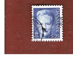 DANIMARCA (DENMARK)  -   SG 1198   -  2000   QUEEN MARGRETHE II   5,25     - USED ° - Usati