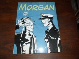 HUGO PRATT / MORGAN / NOV. 1999 - Pratt