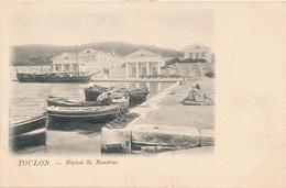 CPA - France - (83) Var - Toulon - Hôpital St. Mandrier - Toulon