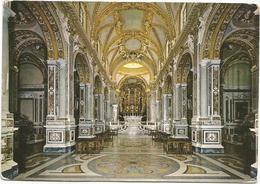 V3771 Abbazia Di Montecassino (Frosinone) - Il Coro Della Basilica - Organo Orgue Orgle Organ / Non Viaggiata - Altre Città