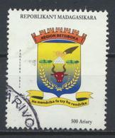 °°° MADAGASCAR - Emblems Of The Regions Of Madagascar - 2017 °°° - Madagascar (1960-...)