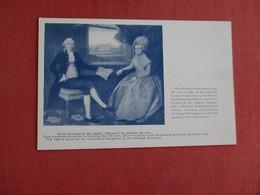 Oliver Ellsworth & Abigl  Judge For Supreme Court Of CT       Ref 3128 - Historical Famous People