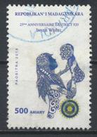 °°° MADAGASCAR - 25th Anniversary Of Rotary District 920 - 2018 °°° - Madagascar (1960-...)