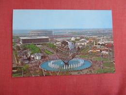 Unisphere NY World Fair 1964-65      Ref 3128 - Exhibitions