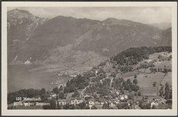 Blick Gegen Brunnen, Morschach, Schwyz, 1930 - Foto-AK - SZ Schwyz