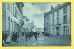 * Ninove (Oost Vlaanderen) * (SBP, Nr 6) Rue De Bever, Très Animée, Enfants, TOP, Unique, Rare, Zeldzaam, Groupe - Ninove