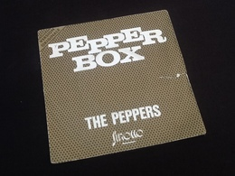 Vinyle 45 Tours The Peppers   Pepper Box (1973) - Rock