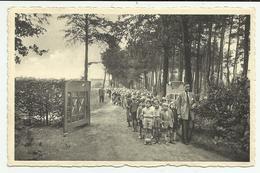 Kalmthout  * Diesterweg's Schoolkolonie Te Heide - Terug Van De Wandeling - Kalmthout