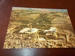 B711   Gerusalemme Vista Aerea - Israele