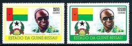 Guinea-Bissau Nº Yvert 9/10 En Nuevo - Guinea-Bissau
