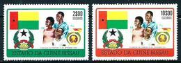 Guinea-Bissau Nº Yvert 5/6 En Nuevo - Guinea-Bissau