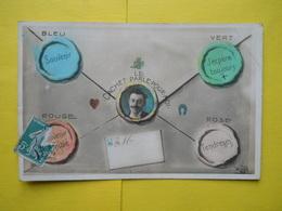 Langage Du Cachet - Stamps (pictures)
