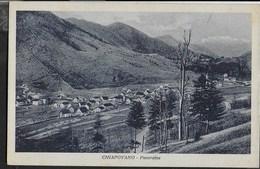 SLOVENIA - CHIAPOVANO/CEPOVAN - PANORAMA - FORMATO PICCOLO ANNI '30 - EDIZ. CADEL TRIESTE - NUOVA - Slovenia