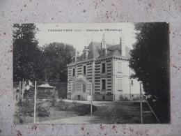 VANDOEUVRES  CHATEAU DE L HERMITAGE - Autres Communes