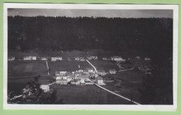 BOIS D'AMONT, Août 1933 : Vue Prise De La Forêt Du Risoux, Vue Sur Le Versant Suisse - Lieux