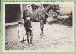 DENEUVRE Près Baccarat,  Août 1932. - Lieux