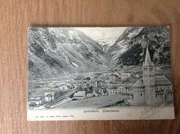 Gotthardbahn Goeschenen - Suisse