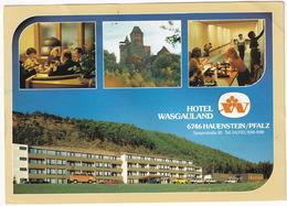 Hauenstein: VW TRANSPORTER - Hotel Wasgauland - Bundes Kegelbahn - (Pfalz) - Toerisme